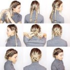 Simple hairstyles for work