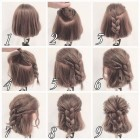 Simple hairstyles to do