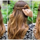 Simplest hairstyles