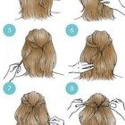 Some easy hair style
