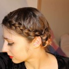 Some simple hairstyle