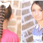 Super cute easy hairstyles