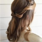 Super easy quick hairstyles
