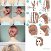 Very easy hairstyles to do at home