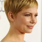 Celebrity short pixie hairstyles