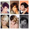 Different hairstyles for pixie cuts
