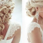 Hair for wedding day