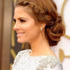 Hairstyles as a wedding guest