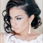 Hairstyles for a wedding party