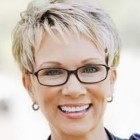 Pixie cuts for older women