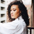 Best hairstyle for curly hair female