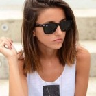 Blunt hairstyles for thin hair