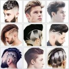 Hairstyle and cutting