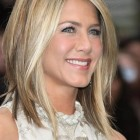 Hairstyle for light hair
