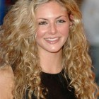 Hairstyles for naturally curly frizzy hair