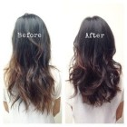 Hairstyles for thin hair to make it look thicker