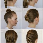 Hairstyles for wet hair
