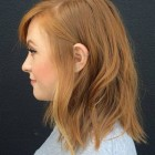 Layered haircuts for fine thin hair