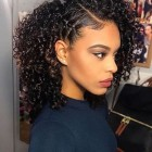 Natural cuts for curly hair