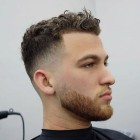 New haircut for curly hair