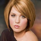 New short hairstyles for ladies