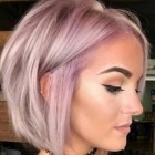 Suitable hairstyle for thin hair