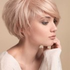Thin short hairstyles 2018