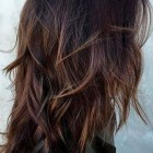 Best long layered hairstyles