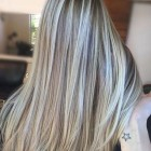 Blonde highlight styles