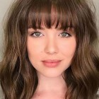 Cute hairstyles with bangs