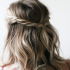 Easy ways to do hairstyles
