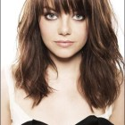 Fringe cut hairstyles