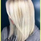 Hairstyles for blonde hair