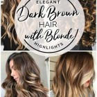Hairstyles with blonde highlights
