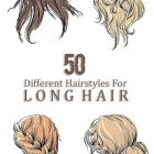 Latest different hairstyles