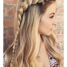 Most simple hairstyle