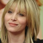 Popular hairstyles with bangs