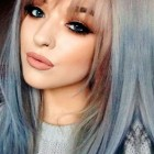 Pretty hairstyles with bangs