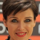 Short haircut style for female