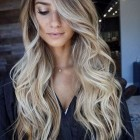The perfect blonde hair
