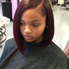 Weave hairstyles for black ladies