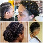 2018 braided hairstyles