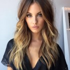 Hair trends for 2018