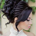 Latest bridal hairstyles 2018