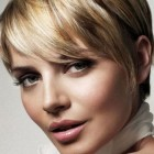 New hairstyles for short hair 2018