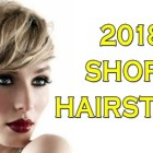 New hairstyles for women 2018