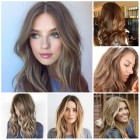 Popular hairstyles for 2018
