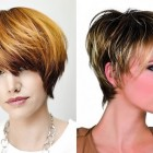 Short hairstyles of 2018