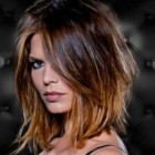 Shoulder length hairstyles 2018